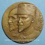 Monnaies Mission Foureau Lamy, 1898-1900. Médaille bronze. 49,7 mm
