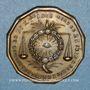 Monnaies Mort de Garnier-Pages. 23.6.1841. Médaille cuivre jaune