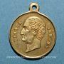 Monnaies Mort du Prince Jérôme. 24.6.1860. Médaille cuivre jaune