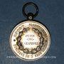 Monnaies Nancy. Sport Nancéen - Concours. 1879. Médaille argent. 26,65 mm.