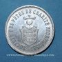 Monnaies Niort. Société des Fêtes de Charité Niortaise. Tombola. 1904. Médaille en aluminium. 32,3 mm