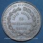 Monnaies Paris. Compagnie Générale d'Application et d'Exploitation de l'aluminium. Médaille en aluminium