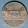 Monnaies Paris. Exposition Coloniale Internationale - Amérique. 1931. Médaille en bronze