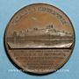 Monnaies Paris. Exposition Universelle de 1855. Médaille en cuivre. 30,60 mm