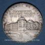 Monnaies Paris. Préfecture de police. Médaille argent. 37 mm. Gravée par O; Roty