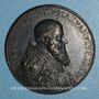 Monnaies Paul III (1534-1549). Jubilée, 1550. Médaille de restitution, bronze