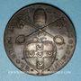 Monnaies Pie III (1503). Médaille de restitution, bronze