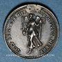 Monnaies Prusse. Bataille de la Katzbach. 1813. Médaille argent