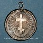 Monnaies Russie. 9e guerre russo-turque (1828-1829). 1829. Médaille de récompense en argent