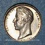 Monnaies Sacre du roi Charles X à Reims. 29.5.1825. Médaille argent