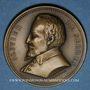 Monnaies Savoie. Concours départemental agricole. Médaille bronze. 41,6 mm