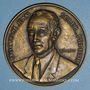 Monnaies Stomatologie. Dr Jean Soleil, ancien directeur de l'Institut de Stomatologie de Lille. Médaille.1972