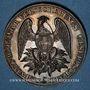 Monnaies Suisse. Assurances. Schweiz Mobiliar (La Mobilière). Médaille argent