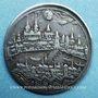 Monnaies Suisse. Bâle. Médaille de morale (17e siècle). Argent. 21,4 mm