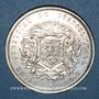 Monnaies Suisse. Genève. Exposition Nationale suisse. 1896. Médaille. Bronze arg. 30 mm gravée par G. Hantz