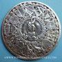 Monnaies Suisse. Médaille offerte par la Confédération à Henri II, roi de France à la naissance de sa fille