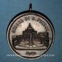 Monnaies Vatican. Léon XIII (1823-29) - La basilique St Pierre. Médaille en bronze. 46,9 mm