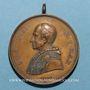 Monnaies Vatican. Léon XIII (1878-1903). L'Immaculée Conception. (1878). Médaille bronze
