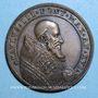 Monnaies Vatican. Paul III (1534-1559). Cession des Duchés de Parme et Plaisance à Pier Luigi Farnese