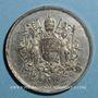 Monnaies Vatican. Pie IX (1846-1878). Médaille étain 1860