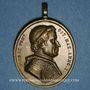 Monnaies Vatican. Pie IX (1846-78). Election pontificale-Dévotion à St Pierre & St Paul, an 1 (1846) Médaille