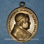 Monnaies Vatican. Pie IX (1846-78). Election pontificale-Dévotion à St Pierre & St Paul...  Médaille