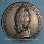Monnaies Vatican. Pie XI. 50e anniversaire de son ordination sacerdotale. 1929. Médaille argent