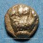 Monnaies Carie. Mylasa. 1/48 statère en électrum, 6e siècle av. J-C