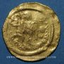 Monnaies Empire byzantin. Justinien I (527-565). Solidus. Constantinople, 2e officine, 545-565