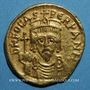 Monnaies Empire byzantin. Phocas (602-610). Solidus. Carthage, 8e officine, 604-605