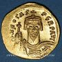 Monnaies Empire byzantin. Phocas (602-610). Solidus. Constantinople, 10e officine (607-610)