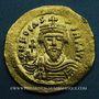 Monnaies Empire byzantin. Phocas (602-610). Solidus. Constantinople, 6e officine