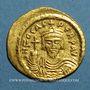 Monnaies Empire byzantin. Phocas (602-610). Solidus. Constantinople. 7e officine, 603-607