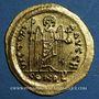 Monnaies Empire byzantin. Phocas (602-610). Solidus. Constantinople, 8e officine