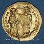 Monnaies Empire byzantin. Romain II Argyre (1028-1034). Nomisma histaménon, Constantinople (1028-1034)