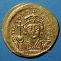 Monnaies Empire byzantin. Tibère II Constantin (578-582). Solidus. Constantinople, 6e officine, 579-582