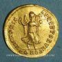 Monnaies Honorius (393-423). Tremissis. Constantinople, 408-420