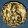 Monnaies Inde. Royaume des Kouchans. Huviska (158-195). Statère, 3e émission, 1ère officine (vers 152-192)