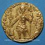 Monnaies Inde. Royaume des Kouchans. Vasudeva II (312-332/50). Statère