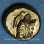 Monnaies Ionie. Phocée (620-522 av. J-C). Hecté (= 1/6 statère)