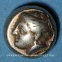 Monnaies Ionie. Phocée. Hecté d'électrum (1/6 de statère), vers 387-326 av. J-C