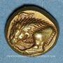 Monnaies Ionie. Phocée. Hecté d'électrum (1/6 de statère). Vers 521-478 av. J-C