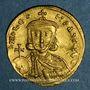 Monnaies Léon III l'Isaurien (717-741). Solidus. Constantinople, 737-741