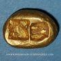 Monnaies Royaume de Lydie. Epoque de Crésus, vers 561-546 av. J-C. Statère