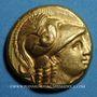 Monnaies Royaume de Macédoine. Alexandre III le Grand (336-323 av. J-C). Statère, Abydos, 323-317 av. J-C
