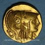 Monnaies Royaume de Macédoine. Alexandre III le Grand (336-323 av. J-C). Statère, Amphipolis, 330-320 av. J-C