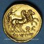 Monnaies Royaume de Macédoine. Philippe II (359-336 av. J-C). Statère. Lampsaque, vers 323-316 av. J-C