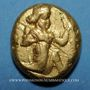 Monnaies Royaume de Perse. Dynastie achéménide, Darius I - Xerxes II (485-420 av. J-C). Darique