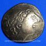 Monnaies Séquanes (région de Besançon) (fin du 2e - début du 1er siècle av. J-C). Statère