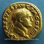Monnaies Vespasien (69-79). Aureus. Rome, 72-73